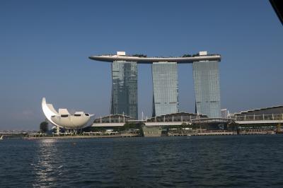 初シンガポールは自虐ネタ作りだった~三日目