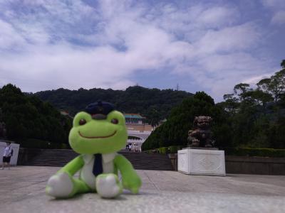 1日前に急に決まった台湾旅行(3回目の台湾旅行)