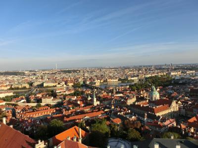 チェコ~ウィーンの旅1(1日目~2日目プラハ)
