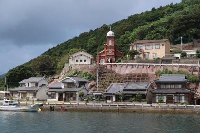 赤レンガの上五島 大曽教会