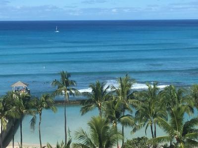 10年ぶりのハワイ旅行