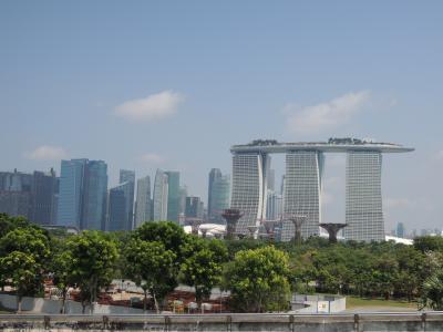 楽園へ・・・の前後にシンガポール2018