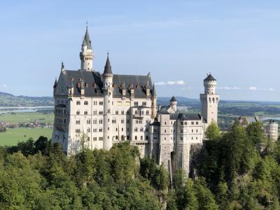 南ドイツ(5)ミュンヘンから日帰りでノイシュバンシュタイン城へ