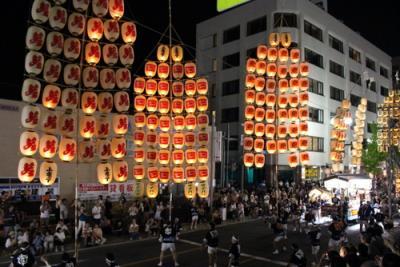 青森ねぶた祭・秋田竿燈まつり2018