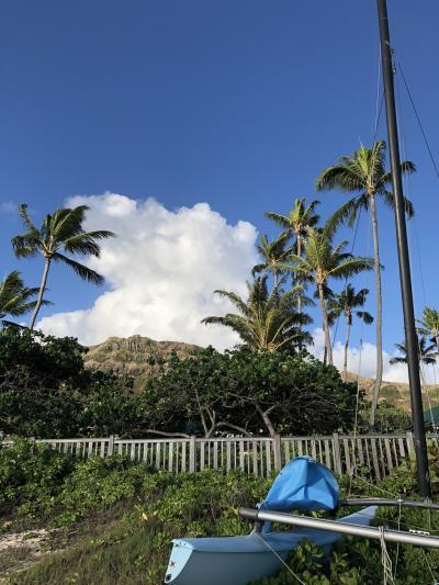 2018.8月 5回目ハワイついに!憧れのカイルアに宿泊してしまったぞ!