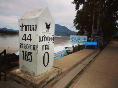 2018年8月 タイ旅行⑤ チェンカーン ゲーンクックーへサイクリング