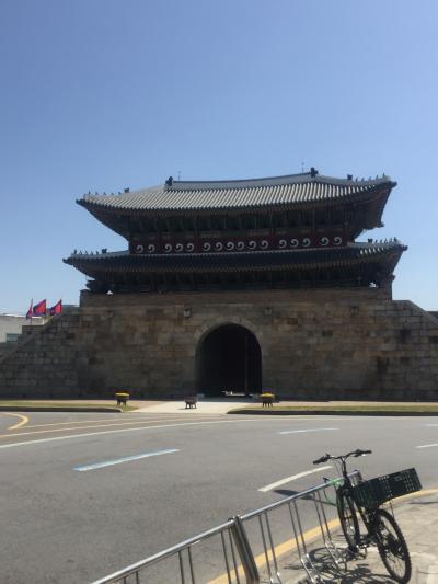 にゃん吉お留守番の GW ソウル家族旅行 ②     水原華城