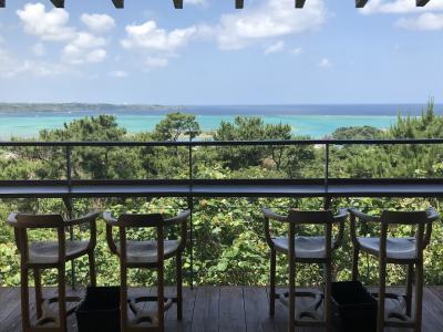 沖縄 満を持しての初めての沖縄は素敵な景色に癒された旅