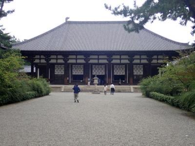 秋の奈良(3)西の京へ~唐招提寺