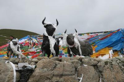 チベット旅行7日目:拉薩~林芝