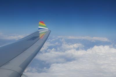 チベット旅行9日目:林芝空港から帰宅。余談でトイレの話・・