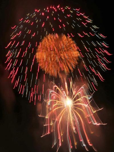 神明の花火-9 讃!華麗な30周年記念特別プログラム ☆豪快2尺玉も加えて