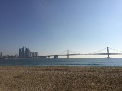 2泊3日釜山旅行!