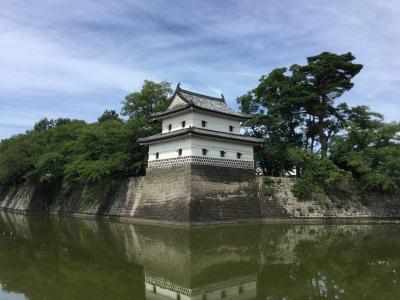 日本100名城巡り!新潟編!