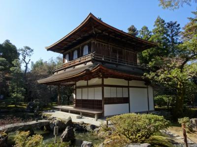 毎年恒例の京都初詣 2016年は銀閣寺と平安神宮でした