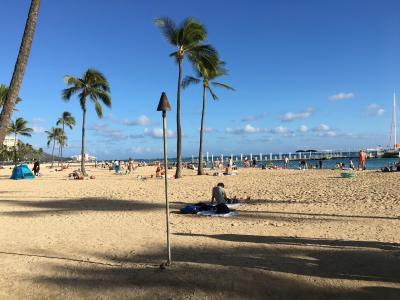2018 アイランダーに泊まる④ 高校生の息子二人と三度目のハワイ家族旅行🍀