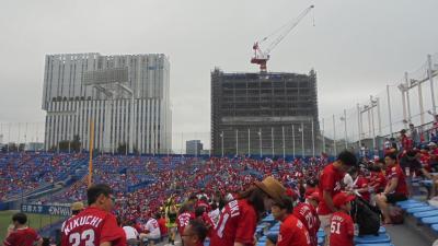 プロ野球観戦 東京ヤクルト*広島CARP(1)