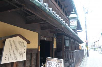 第43回 京の夏の旅 2018 ~祇園閣と島原・輪違屋~