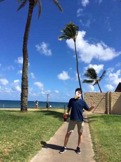 2018 アイランダーに泊まる⑤ 高校生の息子二人と三度目のハワイ家族旅行🍀