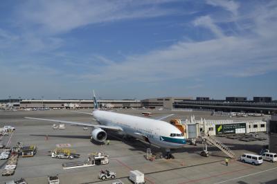 【思い立ったが台湾吉日2018-1】準備と出発…キャセイパシフィック航空CX451便エコノミークラス搭乗記