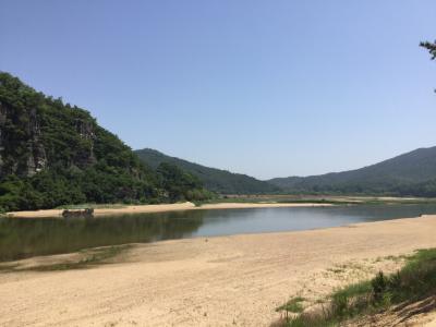 韓国 安東 ~河回村・楽古斉に1泊~ ④ 村内見学・慶州への移動
