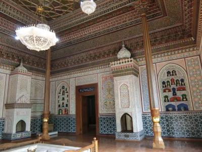 チャーター直行便で行くウズベキスタン周遊の旅 14 タシケント観光そして帰国
