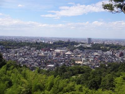 ダブル台風と一緒に、長浜・福井・能登で車中泊(8/17)嵐の夜、車中泊が野宿になってしまった