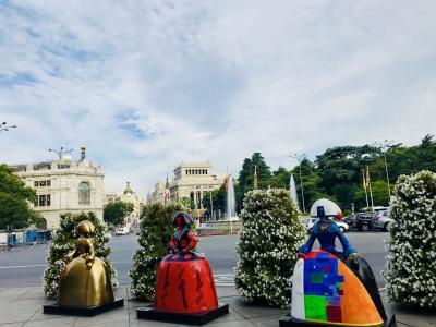 スペイン旅行2018 その16 プラド美術館 お買い物編