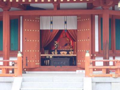 秋の奈良(4)西の京へ~薬師寺・玄奘三蔵院、大唐西域壁画特別公開