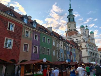 ポーランド10日間⑤ボレスワヴィエツの陶器祭りとポズナン