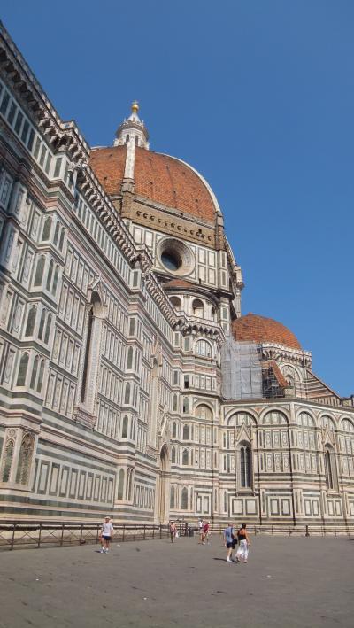 夏日? 真夏日?? 猛暑日??? フィレンツェの夏は温泉以上に暑かった/食いしん坊の夏ぶらり旅「イタリア編」