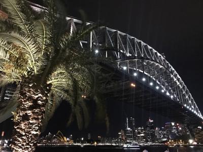 シドニー2泊5日の旅