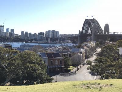 グレートバリアリーフに浮かぶ楽園ハミルトン島とシドニーを巡るオーストラリアの旅⑦(終) 早朝市内観光&マレーシア航空A380で帰国