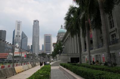 初シンガポールは自虐ネタ作りだった~四日目・帰国