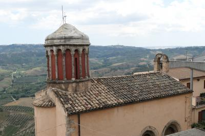 美しき南イタリア旅行♪ Vol.167(第6日)☆Santa Severina:美しき村「サンタ・セヴェリーナ」古城へ優雅に歩く♪