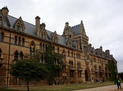 イギリス紀行 (6) オックスフォード      (大学の街)