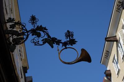 夏のヨーロッパ3ヶ国を巡る一人旅 その12《ザルツブルク旧市街:ホーヘンザルツブルク城》