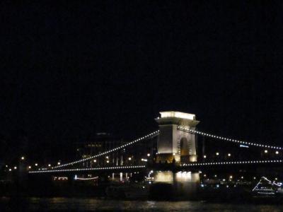 初めてのブダペスト、ディナークルーズとホテルからの夜景は一生忘れられないでしょう