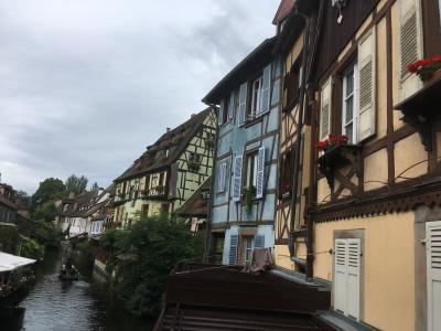 娘と行くドイツマイナウ島、スイス、フランスアルザス地方 10日間 8日目