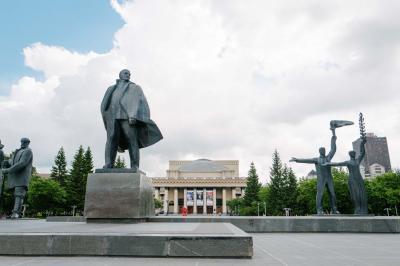 「シベリアの首都」ノヴォシビルスクのトランジット旅