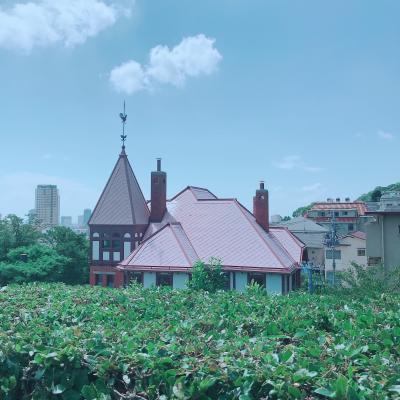 神戸・北野でかわいいモノ探し
