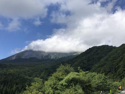 鳥取 三朝温泉の旅