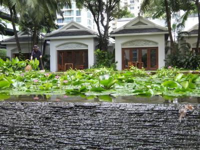 バンコク アナンタラサイアム ガーデンテラスルーム