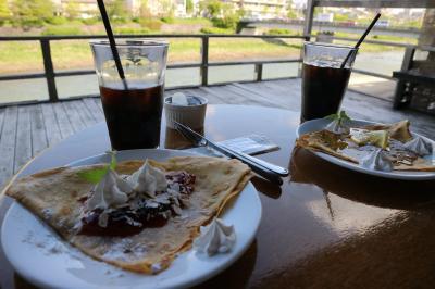 春の吉野と京都3泊4日 3日目は京都市内観光と友達と飲み