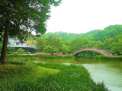 称名寺の庭園(Ver.立夏)