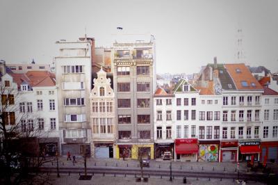 『イタリア(ミラノ)&ベルギー(ブリュッセル)ほほん旅紀行3』ベルギー(ブリュッセル)の街並み ~ショコラ ワッフル ビール フライドポテト~