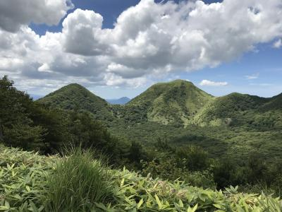 2018年8月13日 月曜日 島根県三瓶山登山