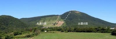 2018年8月13日 月曜日 島根県 大平山