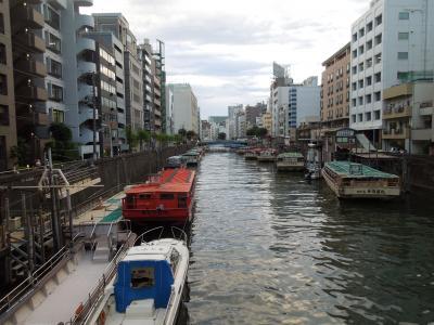 浅草橋付近の風景