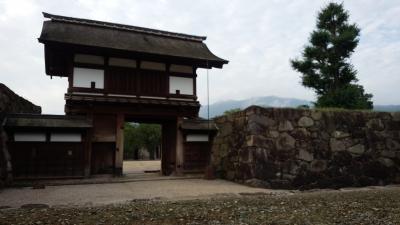松代城址公園と古戦場と上田城址公園